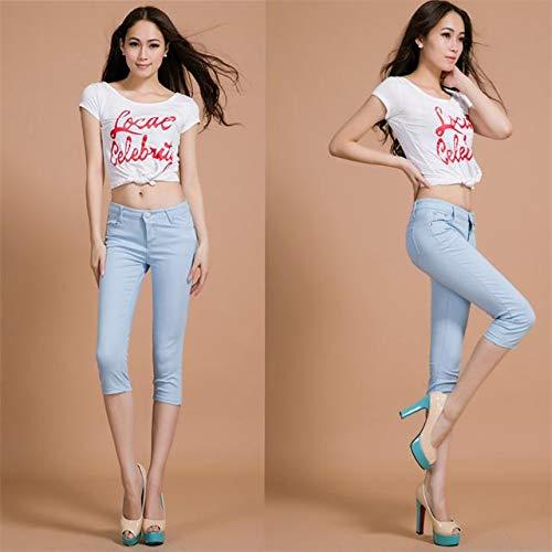 KXDNZK ZKKXDN Stretch Hoge taille Skinny Broek Voor Vrouw Winter Plus Size Leggings Joggers Vrouwen Broek Potlood Sweat Broek Vrouwelijke Broek 30 Zilver grijs