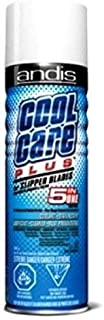 Andis Cool Care Plus For Blades 15.5 Ounce Aerosol (458ml) (6 Pack)