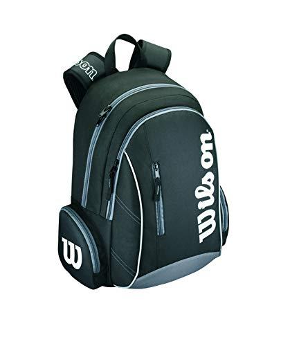 Wilson Rucksäcke Advantage II Backpack, Schwarz, 31 x 18 x 47 cm, 30 Liter, WRZ601496