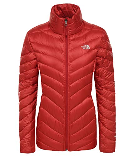 The North Face W Trevail - Chaqueta Aislante para Mujer, Mujer, Color Cardinal Red, tamaño Medium