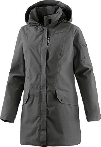 Schöffel Damen Shanghai Jacke, castelrock, 40