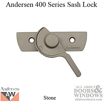 1968 To Present Stone Genuine Andersen Windows Sash Lock And Keeper 1630020
