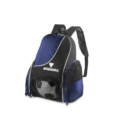 Vizari Solano Soccer Backpack (Navy)