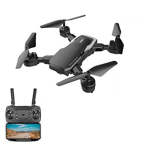 RC Quadcopter Faltdrohne Mit 4K Kamera, WiFi-Echtzeitübertragung Start/Landung Einem Schlüssel Geste Foto Video,...
