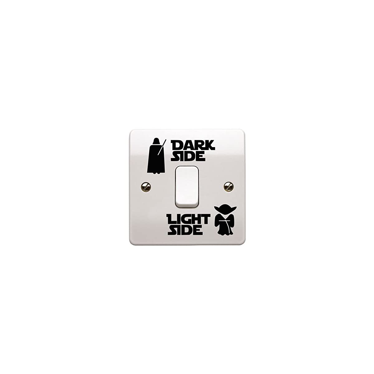 dark side light side light switch