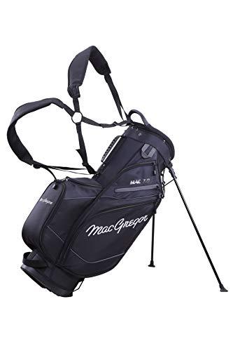 MacGregor MACTEC 7.0 - Borsa da golf da uomo, taglia unica, colore: Nero