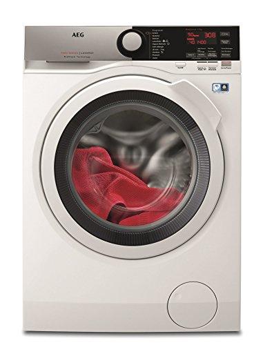 AEG L7FEE942 Libera installazione Carica frontale 9kg 1400Giri/min A+++ Bianco lavatrice