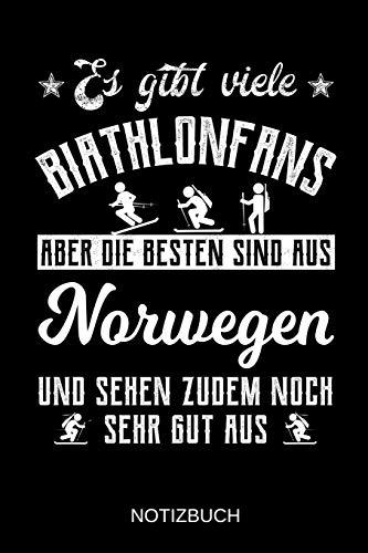 Es gibt viele Biathlonfans aber die besten sind aus Norwegen und sehen zudem noch sehr gut aus: A5 Notizbuch | Liniert 120 Seiten | ... | Ostern | Vatertag | Muttertag | Namenstag