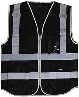 Reflective Vest 120 * 73cm Traffic Safety Fluorescent Waistcoat Reflective Shirts Vest Uniforms Work Clothin Safety Vest R...