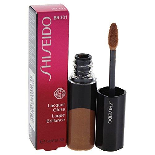Shiseido Smk Lacquer Gloss Br301 - Lipgloss, 1er Pack (1 x 1 Stück)