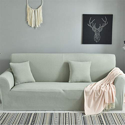 empty Elastische bankovertrek, druk van de bankovertrek van polyester, elastomeer, bankovertrek, grijs 235x300cm
