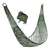 Hamaca de red de jardín