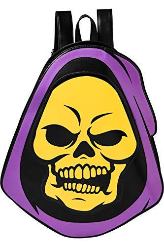 Killstar X Skeletor - Mochila, diseño de esqueleto