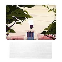"BEAFACE Newest Macbook Air 13 inch シェルカバー,超薄型 傷防止 保護カ 汚れに強い 耐衝撃性 超薄型 傷防止 保護カ 汚れに強い 耐衝撃性 保護ケース のため設計 Macbook Air 13"" A1932 + シリコンキーボードカバー-View07"