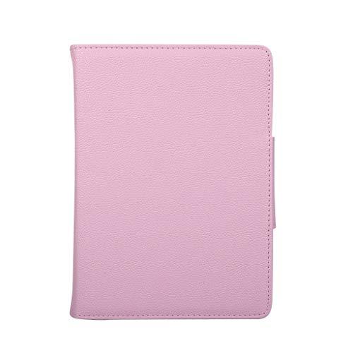Funda para tablet de 10,1 pulgadas, color rosa, con teclado Bluetooth, teclado inalámbrico con ratón y teclado, accesorios de ordenador, productos electrónicos