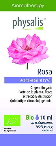 Physalis Essence Rose 10 ml, Bio - 1 stuks (1 x 1 stuks)