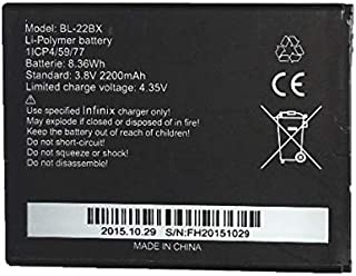 Rechargeable Battery For Infinix Hot2 X510 -2200Mah