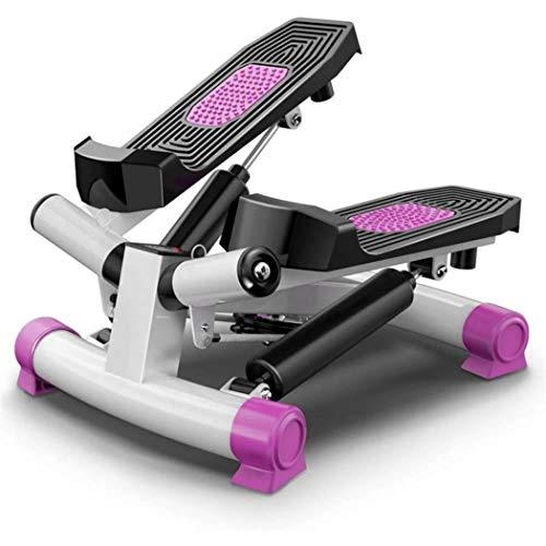 AYES Pedales de pedal de pie, pedales portátiles estables para uso en interiores, mini pedal de pie de bicicleta, ejercitador de pedal para piernas en casa, gimnasio