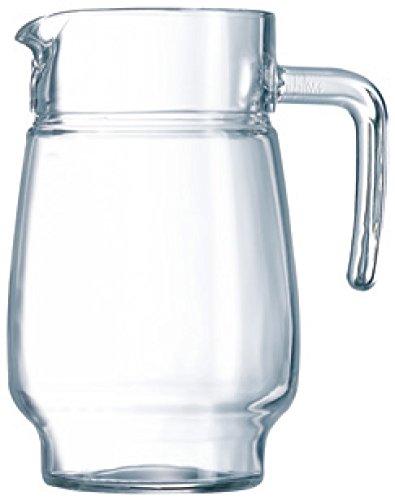 Luminarc ARC 07058 Tivoli Krug, 1.6 Liter, Glas, transparent, 1 Stück