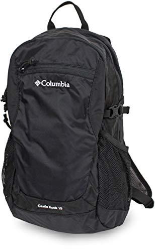 (コロンビア) Columbia キャッスルロック 15L バックパック PU8387 (010:Black)