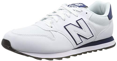 Zapatillas/NEW BALANCE:GM500 WMT 41.5 Blanco