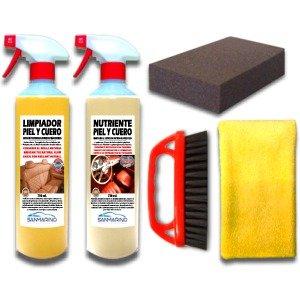 Kit Limpieza Coche Interior Profesional limpieza coche interior  Marca LIMPIARCOCHE.COM