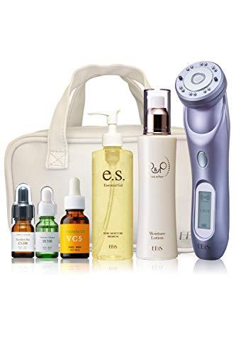 エビス化粧品(EBiS) 美顔器 超音波美顔器 ツインエレナイザープレミアム