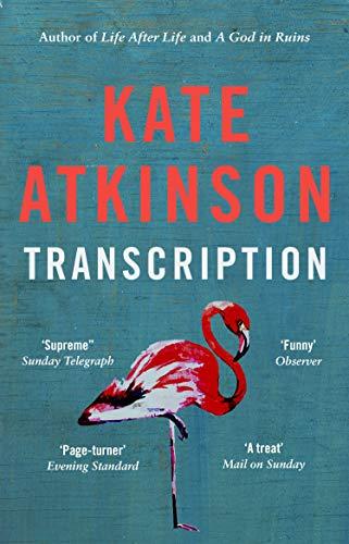 Transcription (English Edition) par [Kate Atkinson]