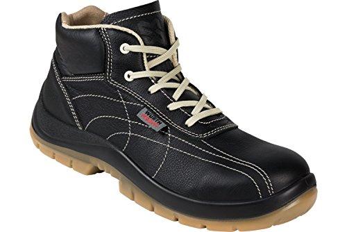 WÜRTH MODYF Sicherheitsstiefel S3 SRC New Lotus schwarz: Der zertifizierte Schuh ist in Größe 45 verfügbar. Innovativen, modern & robuste - perfekt für Außenbereiche geeignet.