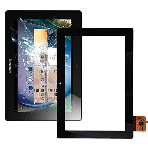 Konglingz Mobile Phone Touch Panel For Lenovo S6000 mcF-101-0887-v2 Touch Panel(Black) Touch Panel (Color : Black)