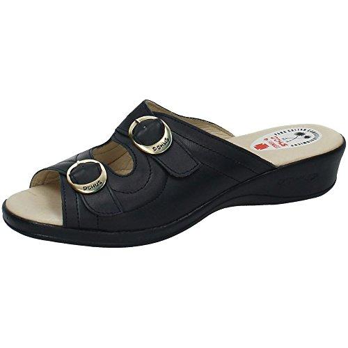 MADE IN SPAIN 6030 Zueco ANATOMICO CHUS Mujer Calzado Trabajo Azul 39
