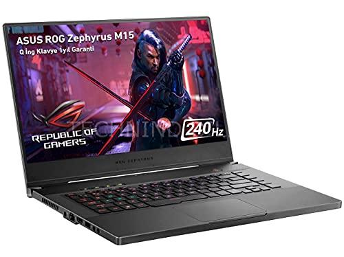 2020 ASUS ROG Zephyrus M15 Gaming Laptop: 10th Gen Core i7-10750H, RTX 2070, 1TB SSD, 16GB RAM, 15.6