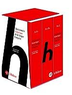 Le Dictionnaire Historique de la langue française - Coffret 3 volumes d'Alain Rey