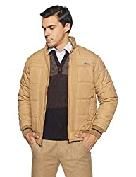 Qube By Fort Collins Mens Nylon Jacket