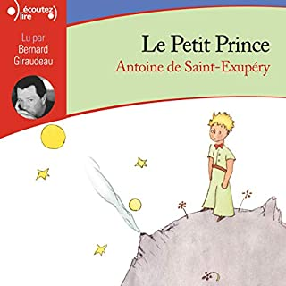 Le Petit Prince audiobook cover art