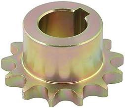 Piñón de motor para ölbadkupplung dientes 12para 428Cadena