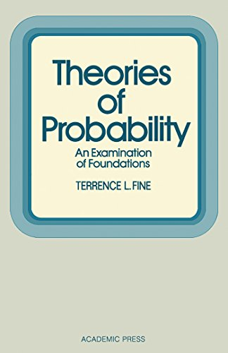 Theories of Probability: An Examination of Foundations