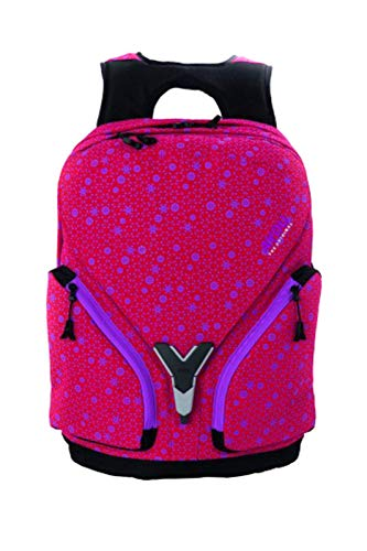 4YOU Kinder-Rucksack Igrec Multifunktionsrucksack Pink (Girls Minimals) 11440011700