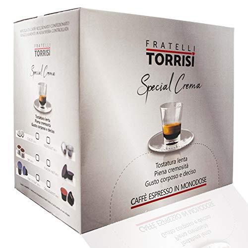 Caffè Torrisi Special Crema - 100 Espresso Kapseln Kompatible Lavazza A Modo Mio®