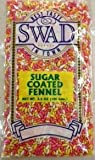 Swad Sugar Coated Fennel Seeds -3.5oz- Indian Grocery, spice, Multi-color