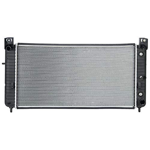 07 silverado radiator - 1
