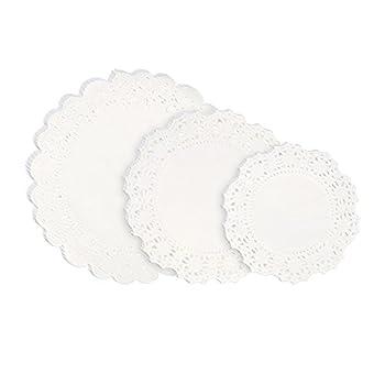 Best lace paper doilies Reviews