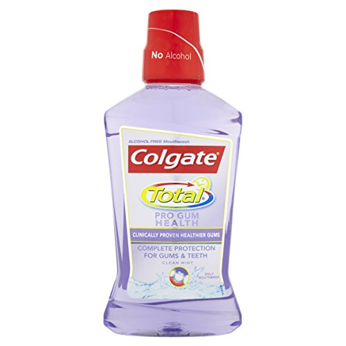 Colgate Total Pro Gum Daily Health Mouthwash, 500 ml