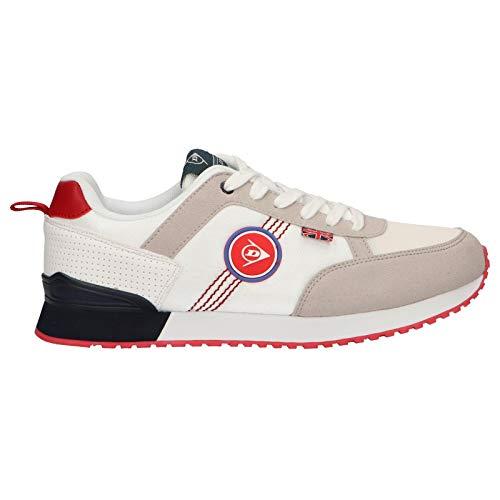 Dunlop Sportschuhe für Herren 35522 06 Blanco Schuhgröße 43