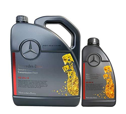 Mercedes-Benz Aceite/Fluido de la transmisión automática Original ATF 134 6 litros MB236.14