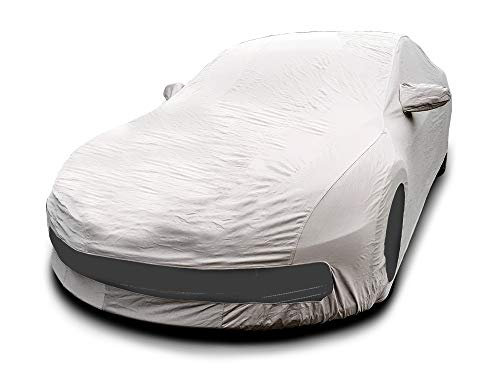 CarsCover Custom Fit Tesla Model S Car Cover Heavy Duty Weatherproof Ultrashield