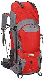 ADream Dauerhaft Große Kapazität Wandern Klettern Tasche 60L 60L 60L Outdoor Bergsteigen Rucksack (Rot) B07GB4TJL8  Sonderaktionen zum Jahresende c69683