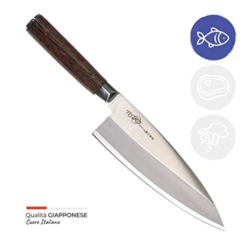 Totiko Japan Knives - Cuchillo de cocina japonés profesiona