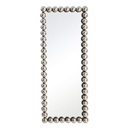 ixia.es Espejo con Marco de Lunares de Metal