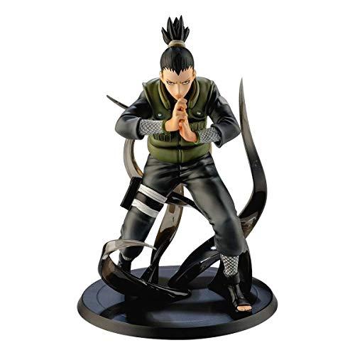 Action Figure Shikamaru Nara Xtra Figures Naruto Tsume Arts Multicores